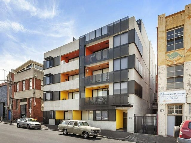 401/107 Hawke Street, West Melbourne, Vic 3003