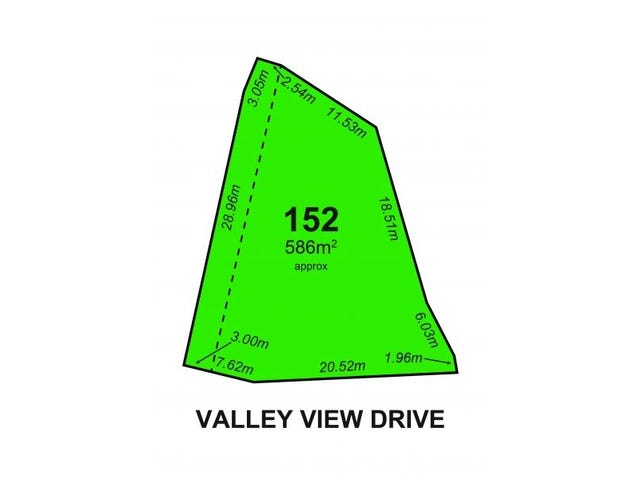 Lot 152/90 Valley View Drive, Highbury, SA 5089
