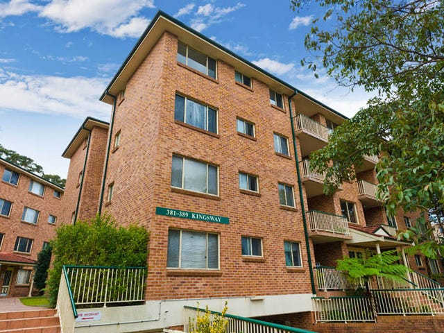 10/381-389 Kingsway, Caringbah, NSW 2229