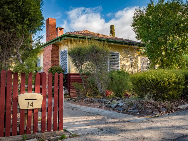 14 Macarthur Avenue, O'Connor, ACT 2602