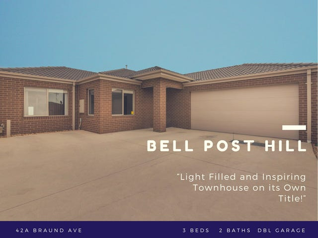 42A Braund Avenue, Bell Post Hill, Vic 3215