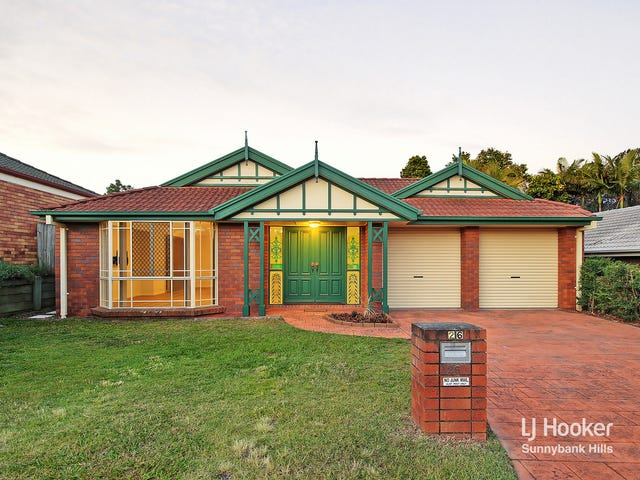 26 Greenlaw Place, Eight Mile Plains, Qld 4113