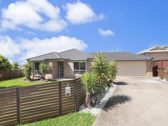 3 Comet Close, Glenvale, Qld 4350