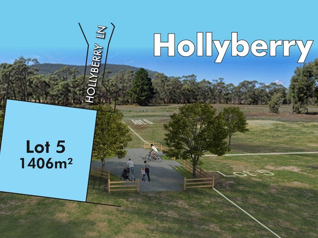 Lot 5 Hollyberry Lane, Woodend, Vic 3442