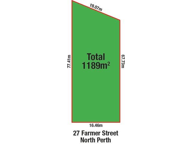 27 Farmer Street, North Perth, WA 6006