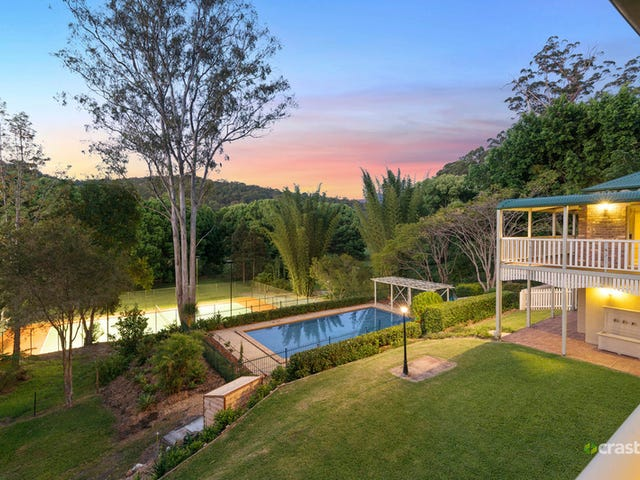 45 Golden Valley Road, Tallebudgera Valley, Qld 4228