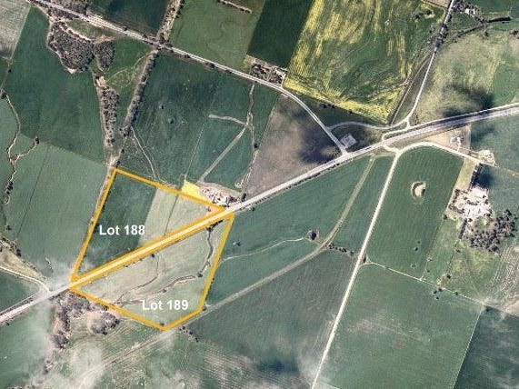 Lot 188 & 189 - 3835 Sturt Highway, Truro, SA 5356