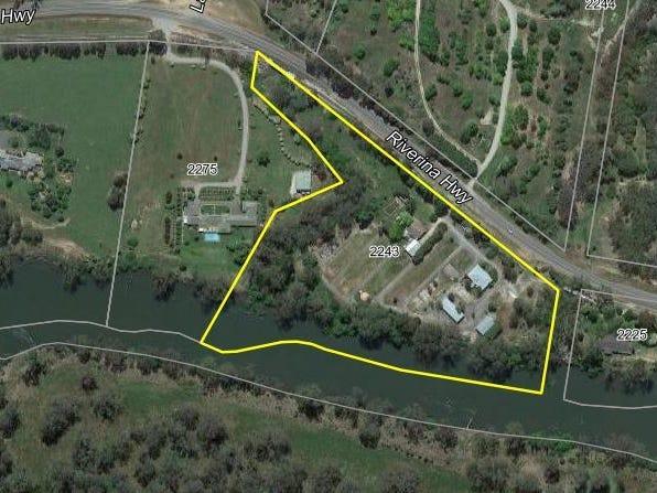 2243 Riverina Highway, Splitters Creek, NSW 2640