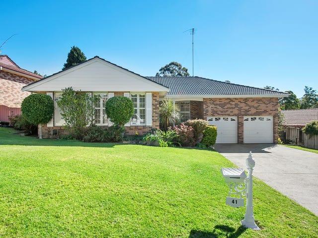 41 Macquarie Drive, Cherrybrook, NSW 2126