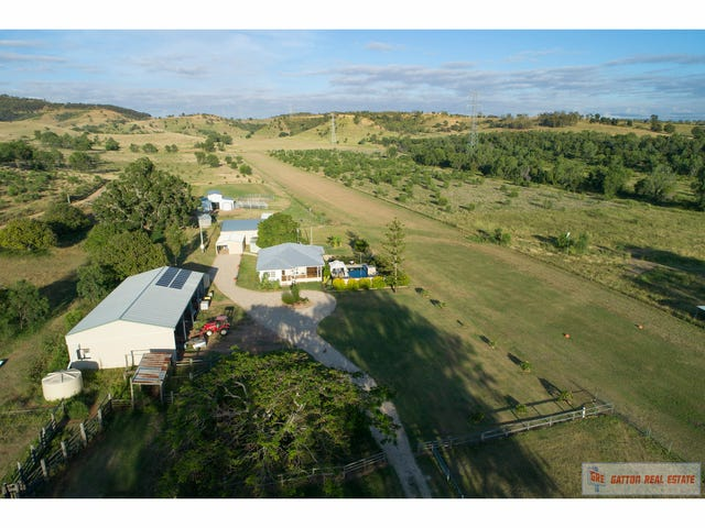 4 Allan Road, Blenheim, Qld 4341