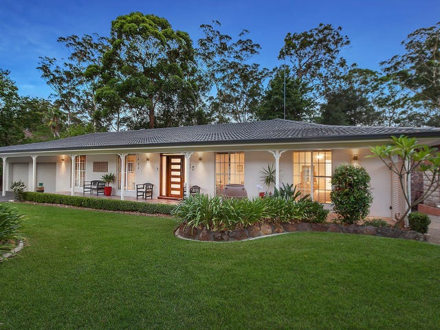 15 Yerriebah Place, Castle Hill, NSW 2154
