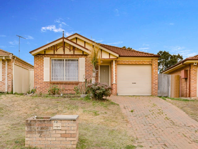 12 Bettong Place, St Helens Park, NSW 2560