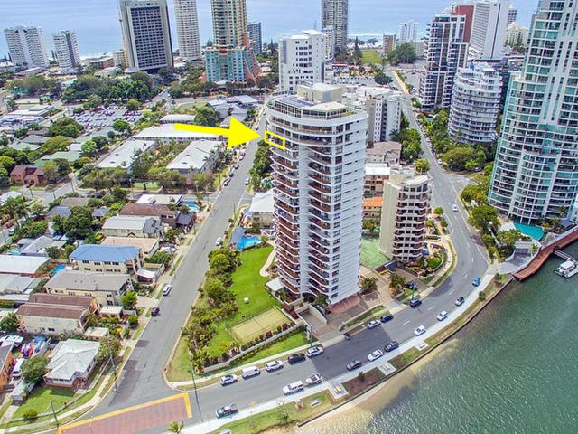 1803/3 River Drive, Surfers Paradise, Qld 4217