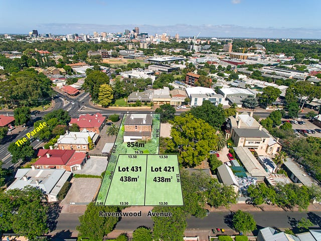 Lots 431 & 421 Ravenswood Avenue, Norwood, SA 5067