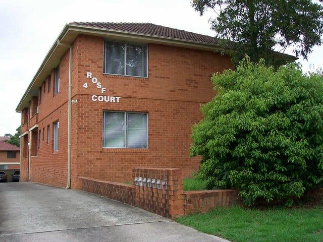 01/4 TODD STREET, Merrylands, NSW 2160