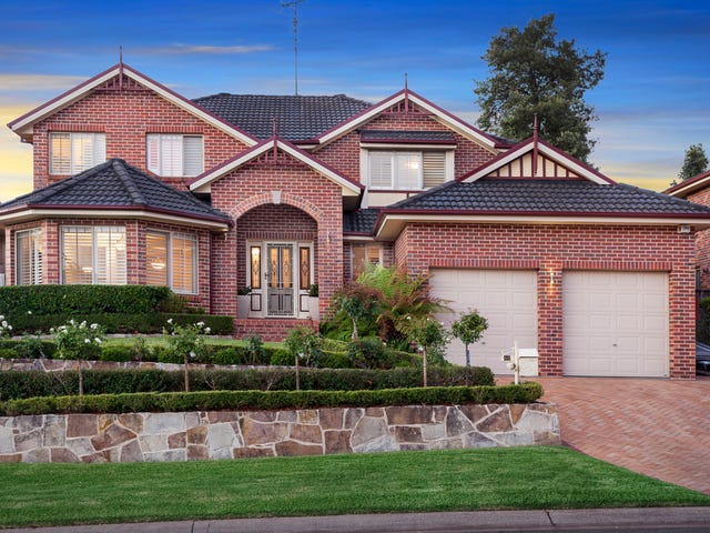 48 Crestview Avenue, Kellyville, NSW 2155