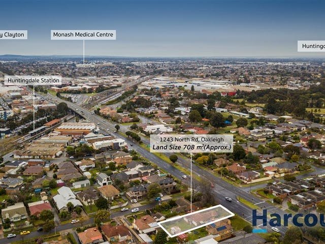 1243 North Road, Oakleigh, Vic 3166