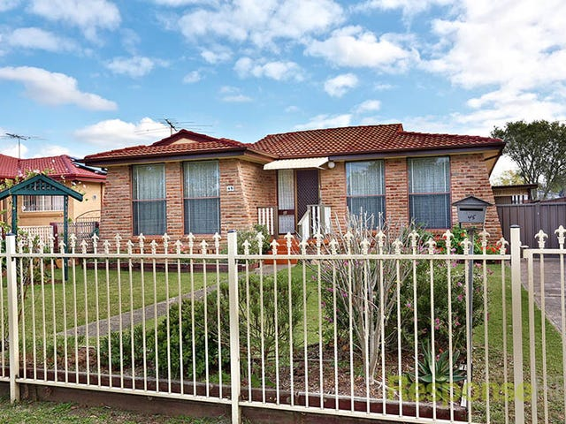 45 Falmouth Road, Quakers Hill, NSW 2763
