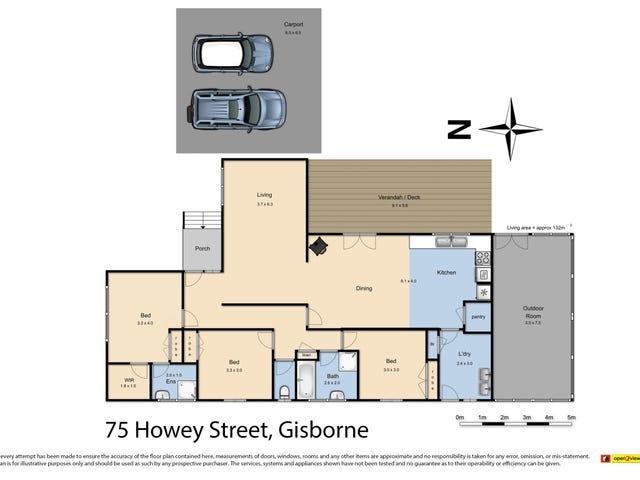 75 Howey Street, Gisborne, Vic 3437