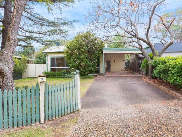 22 Peninsula Ave, Valley Heights, NSW 2777
