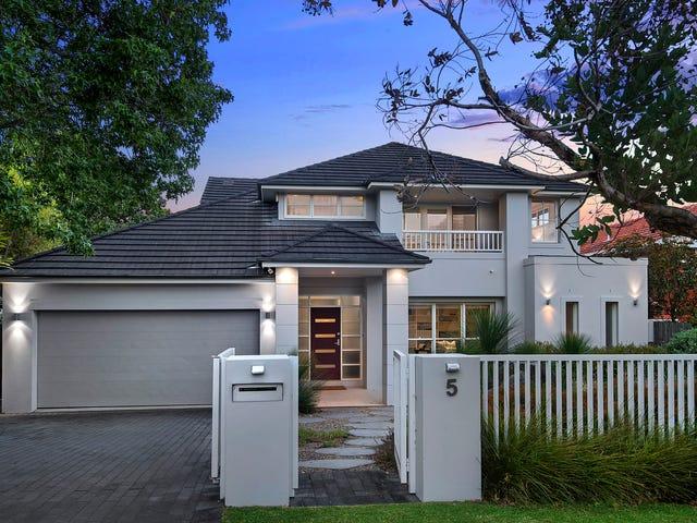 5 Third Avenue, Lane Cove, NSW 2066