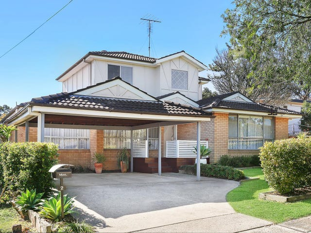 2 Stephenson Street, Winston Hills, NSW 2153