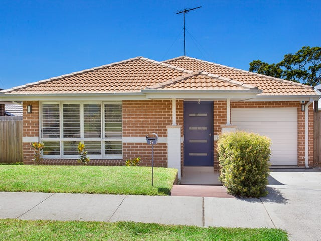 5 WALLABY CIRCUIT, Mona Vale, NSW 2103
