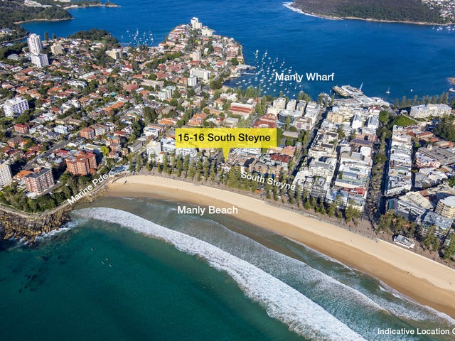 15-16 South Steyne, Manly, NSW 2095