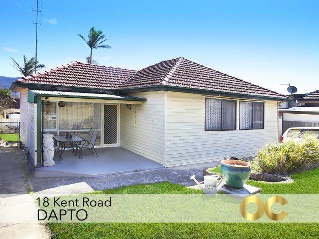 18 Kent Road, Dapto, NSW 2530