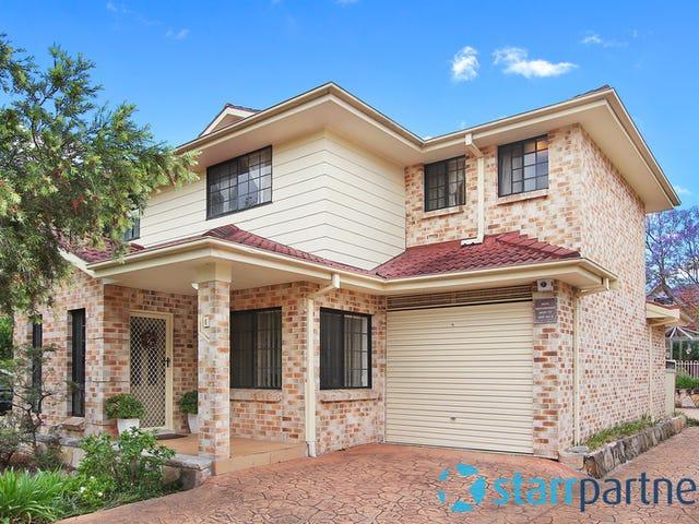 1/11-11A Ellis Street, Merrylands, NSW 2160