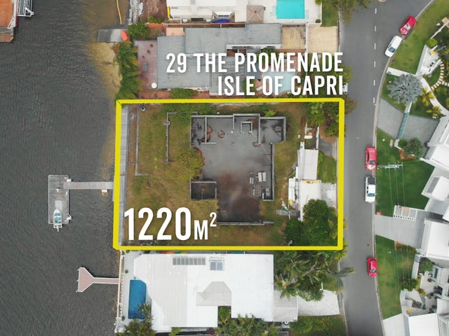 29 The Promenade, Isle Of Capri, Qld 4217