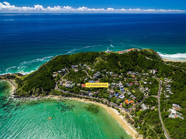 23 Marine Parade, Byron Bay, NSW 2481