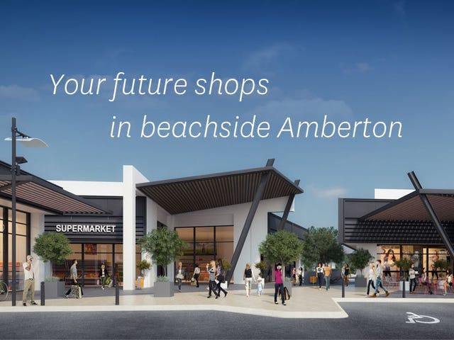 Amberton, Corner Cinnabar Drive and Leeward Ave, Eglinton, WA 6034