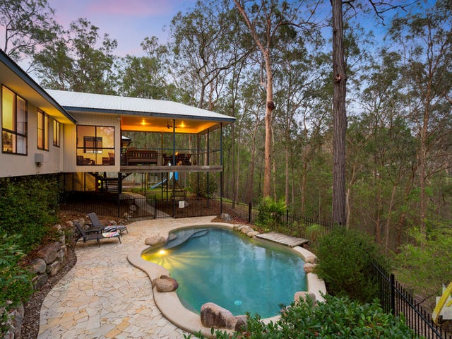 30 Lilly Pilly Road, Pullenvale, Qld 4069