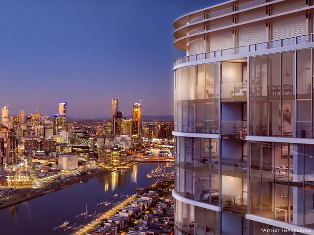 3005/81 South Wharf Drive, Docklands, Vic 3008