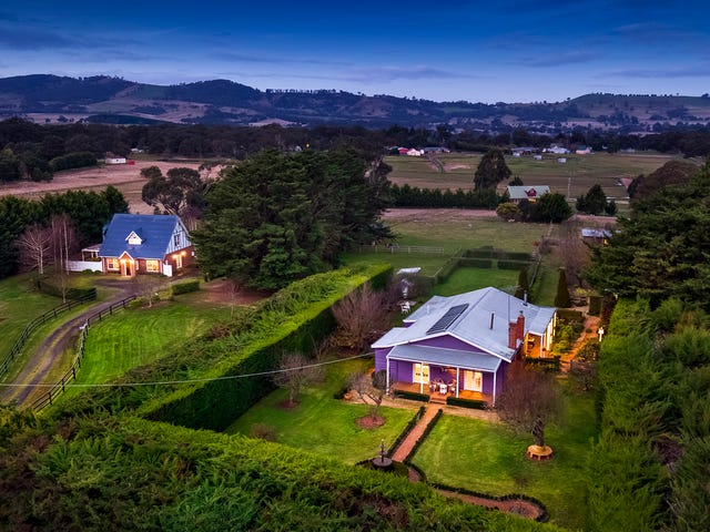 126 Pyalong Road, Lancefield, Vic 3435