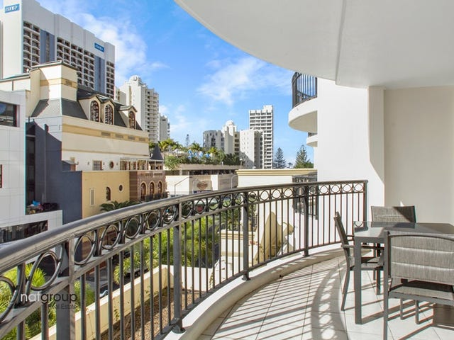2036/23 Ferny Avenue, Surfers Paradise, Qld 4217
