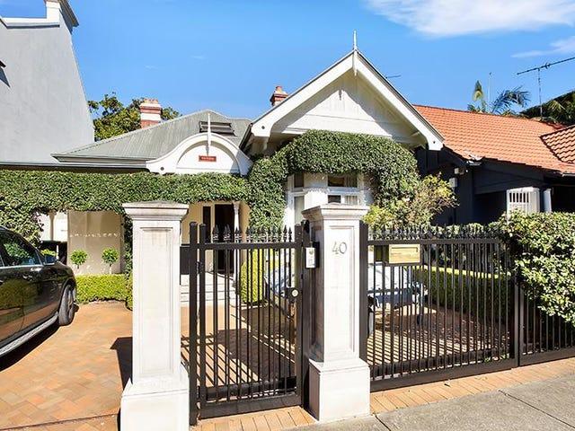 40 Cross Street, Double Bay, NSW 2028