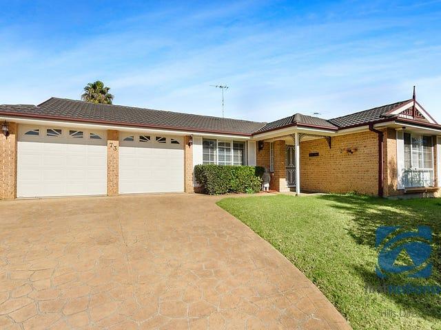 73 Ponytail Drive, Stanhope Gardens, NSW 2768