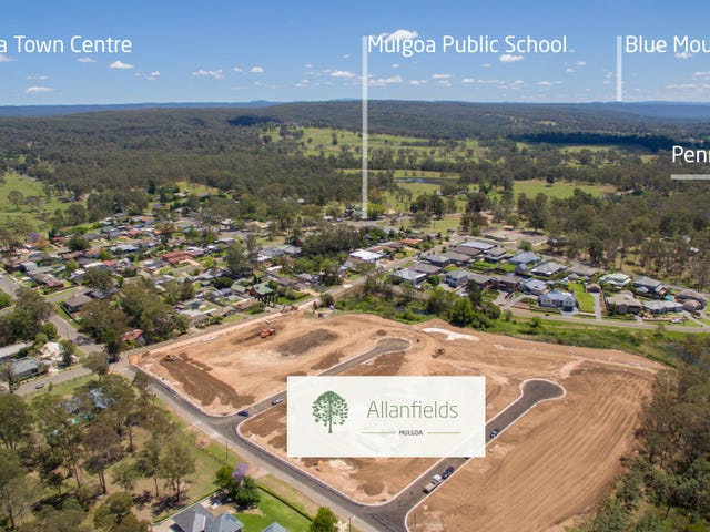 Lots 9 & 20 ALLAN ROAD (or TBA), Mulgoa, NSW 2745
