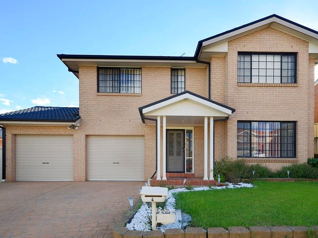 4 Forcett Close, West Hoxton, NSW 2171