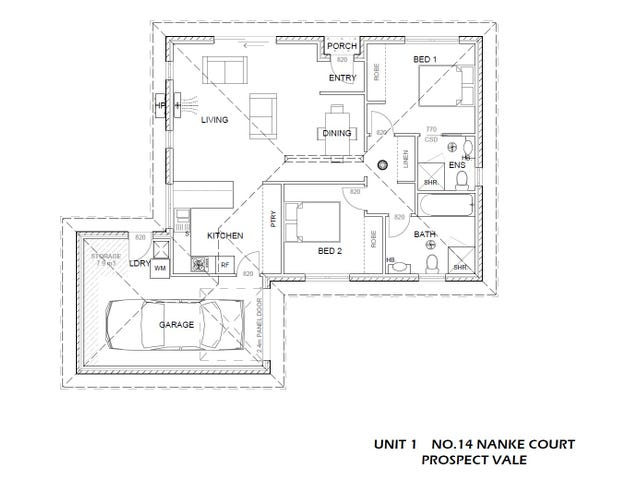 Unit 1, Lot 23 Nanke Court, Prospect Vale, Tas 7250