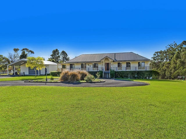 347 Blaxlands Ridge Road, Kurrajong, NSW 2758