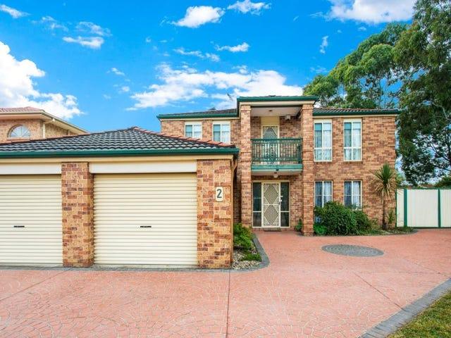2 Elderslie Crt, Wattle Grove, NSW 2173