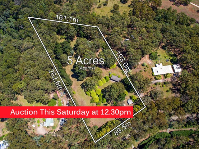 405 Mount Eirene Road, Gembrook, Vic 3783