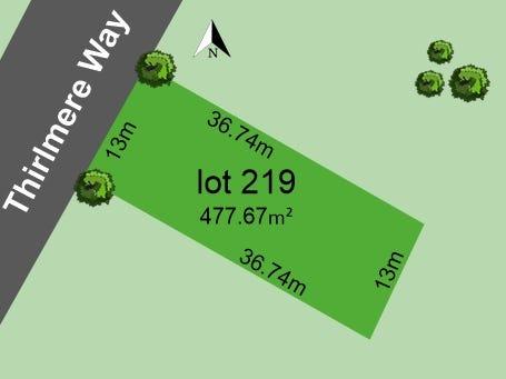 Lot 219 Thirlmere Way, Thirlmere, NSW 2572