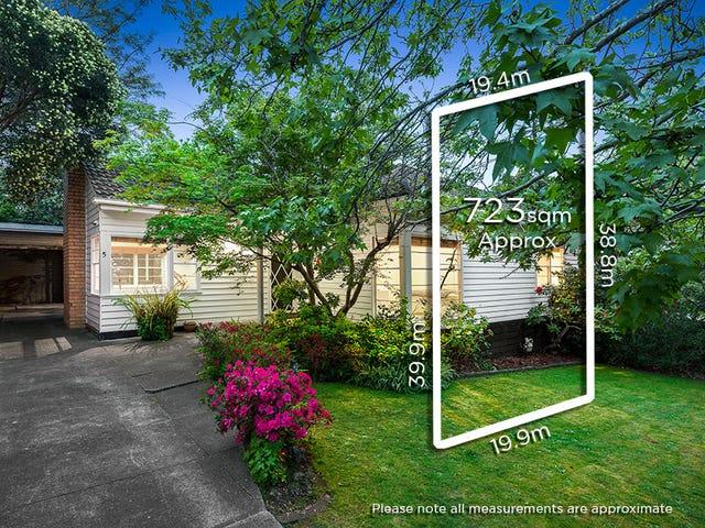 5 Barbara Street, Mont Albert North, Vic 3129