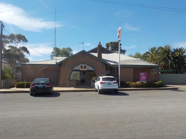 1 Railway Tce, Warnertown, SA 5540