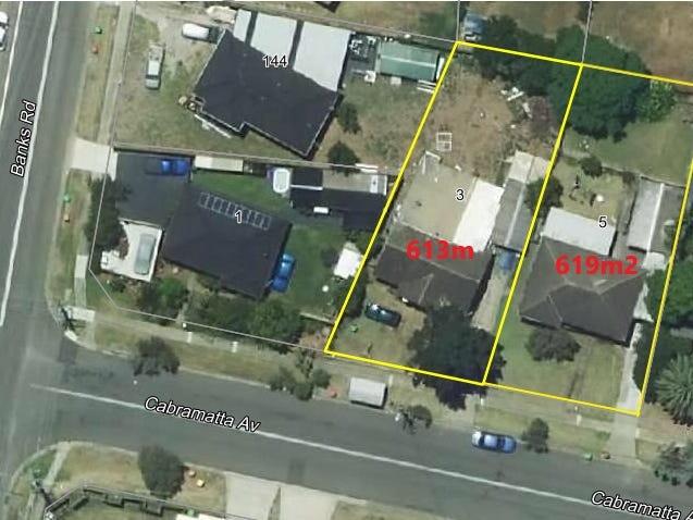 3 & 5 Cabramatta Ave, Miller, NSW 2168