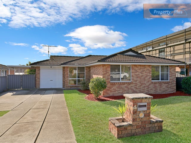 4 Wren Place, Claremont Meadows, NSW 2747